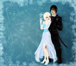 Commission Frozen Skyrim by Evil-is-Relative