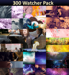 300 Watcher Pack by BachLynn23