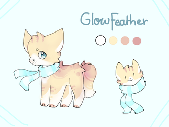 Glowfeather by PinkFlutter