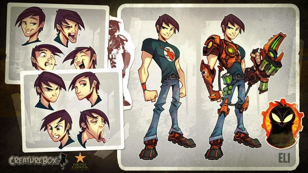 Slugterra Development 2 by CreatureBox
