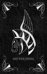 Save your Athena by El-Cadejos