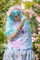 Fairy Kei Flower by moonymonster