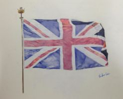 The Union Jack by Juho-Lee