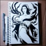 Sketchbook - Nocturnal by Candra