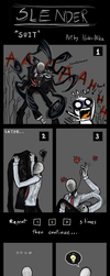 Slenderman : 'SUIT' by Nuku-Niku