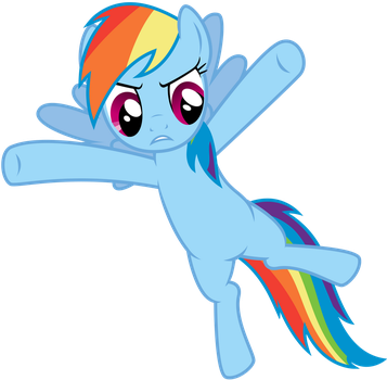 Rainbow Dash - ''Oh come on!'' by thatguy1945