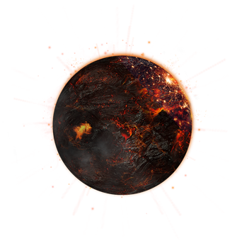Dead Planet Png by BYJU84