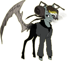 MLP Ant limbhead pony auction 38 CLOSED by ElkaArt