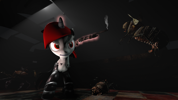 [SFM] Fight by BookerDawatt