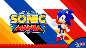 Sonic Mania Wallpaper by NuryRush