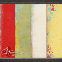 Decadent Papers by DaydreamersDesigns