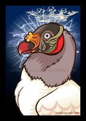 King of Vultures by Xenothere