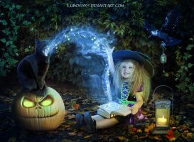 little witch by Lubov2001