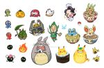 Pikatoro / Legend of Zelda /Pokemon XY Stickers