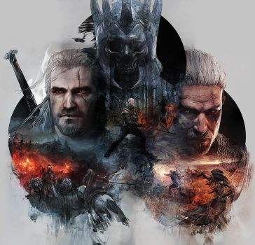 The Witcher 3 by Dantevil