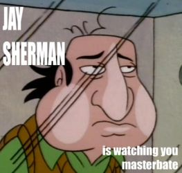 Jay Sherman by NWolfman