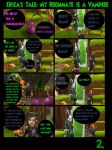 Erica's Tale - My Roommate is a Vampire - 2 by Wizard101DevinsTale