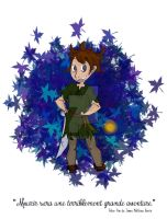 Peter Pan de James Matthew Barrie by Aiko-Katon