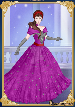 Abigail//Cinderella Style by Sparrow12592