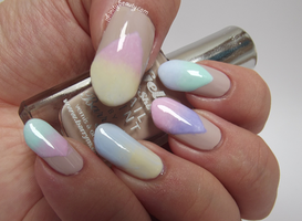Precisely Pastel Triangles by Ithfifi