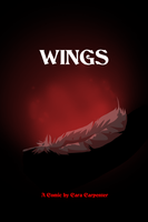 Wings-Cover by PandaTaleComics