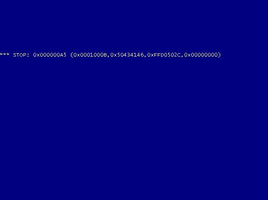 The Single-Lined BSOD. by Atom-Smasher-Errors