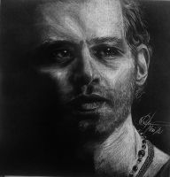 Klaus - The Vampire Diaries by PleagueDrivesToHell