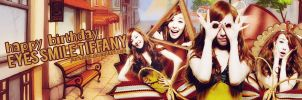 Cover zing Tiffany by Sumi by ParkSumi
