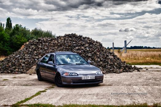 Honda HDR by kgbphoto