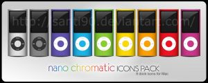 nano chromatic ICONS PACK by Santi90