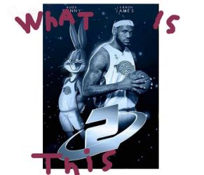 My Reaction To Space Jam 2 by Disneyfanatic19