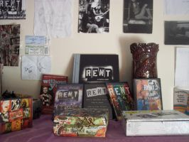 My Rent Shrine by illcoveryouwjh