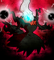 Darkrai by RakkuGuy