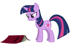 Twilight Sparkle Vector by jourple