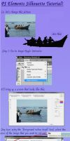 Photoshop Silhouette Tutorial by AleriaCarventus