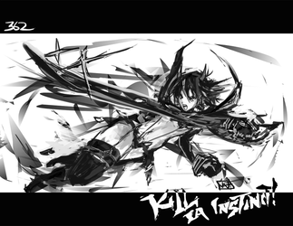 SMR 362 Kill la Instinct by bulletproofturtleman