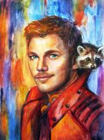 Star lord by Feyjane