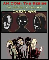 Second to the Last Omega Man by Alex-Claw