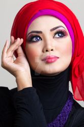 Beauty Of Hijab by NormanFotograf