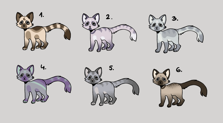 CAT ADOPTS 40/35p [4/6 OPEN] by R-ukito