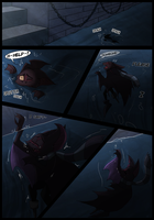 Sinking - P1 by Cold-Creature