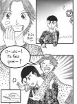My first dojin - page 1 of 2 by dussydelf