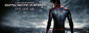 The Amazing Spider-Man Movie Cover Photo by Chadski51