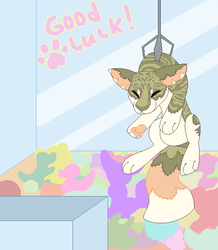 Finished YCH: Matcha by Funny-arts