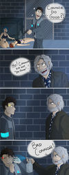 Bad Connor! by CipherSnail