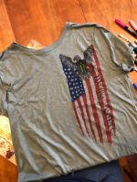 American Shirt (front) by swiftcross