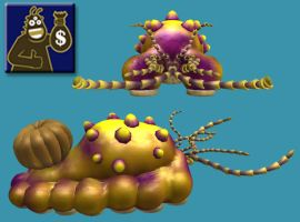 Spore Races - Trader by Monster-Man-08