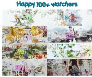 [SHARE] QUOTES- HAPPY 100+ WATCHERS by Rycucheo