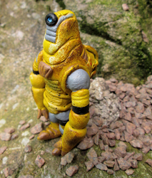 FIMO Factory Protectron. by APlaceForStuff