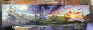 Urza's Panorama by RalphHorsley